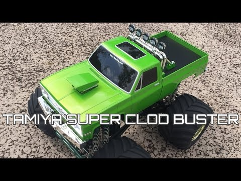 Review – Pro-Line Destroyer Clodbuster Tires « Big Squid ...