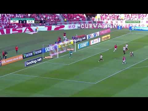 Inter 2 x 1 Flamengo - Gols e Melhores Momentos - 01/05/2019