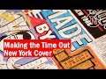 Making Time Out New York's Cover