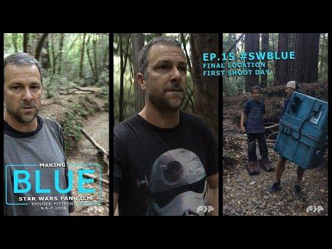 Making BLUE Ep.15: Star Wars Short Film