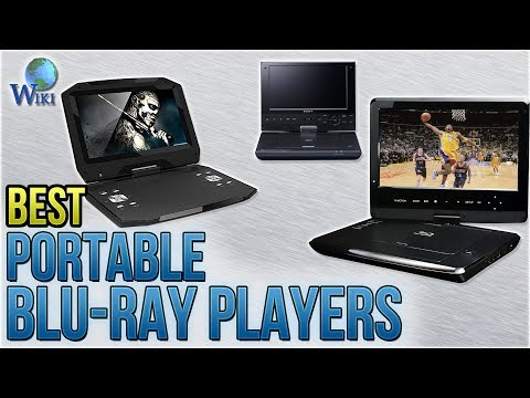 5 Best Portable Blu-ray Players 2018