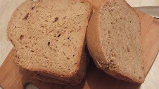 Хлебопечка рецепт Хлеба на ржаной закваске