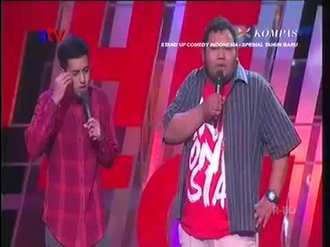 Stand Up Comedy Duet Antara Kemal Palevi Dan Fiko Gokil Abis