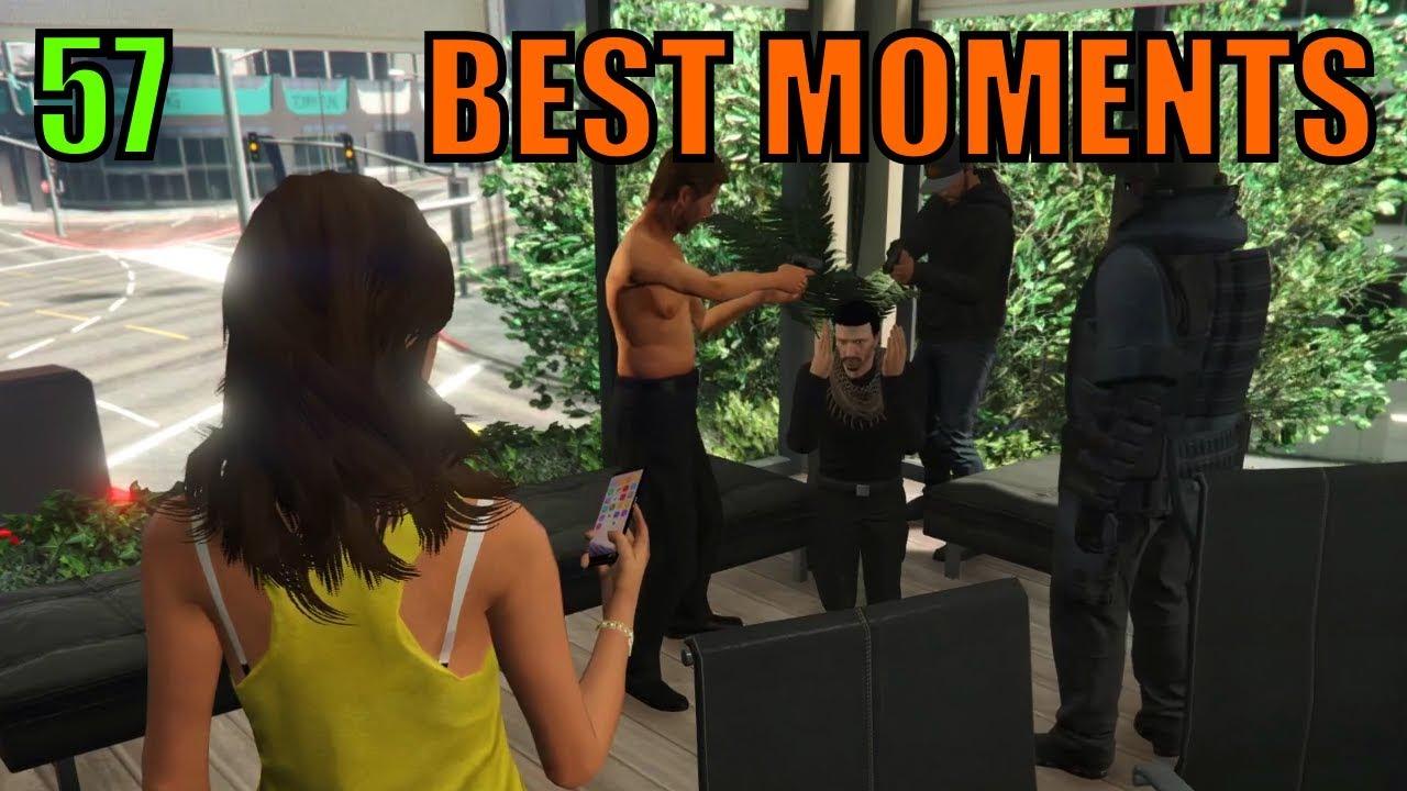 BEST OF GTA 5 NOPIXEL RP #57 | OTT Chicken Song, Patient Zero, Freya &  Chris Breakup