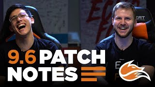 Patch Notes 9.6 Rundown w/ Solo & Apollo thumbnail