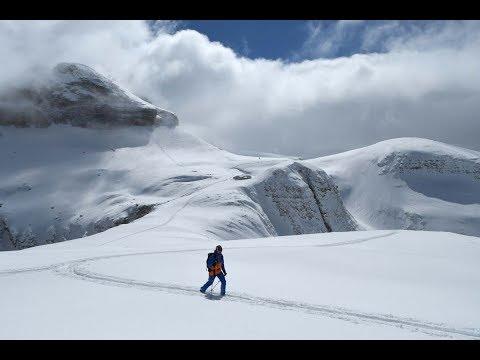 Skitour durch die Dolomiten: Vom Grödnertal durch die Rosengartengruppe