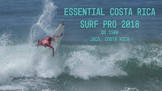 Essential Costa Rica Surf Pro - Day 2