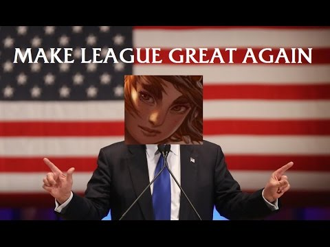 MAKE LEAGUE GREAT AGAIN!