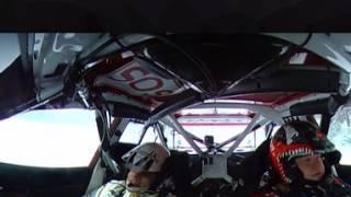 Mikko Eskelinen & Ilkka Liimatainen - WRC Rallikyyditys 2017