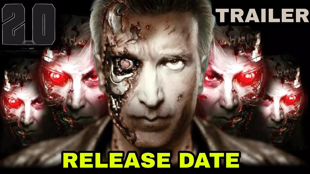 robot 2 0 trailer release date  robot 2 0 teaser coming