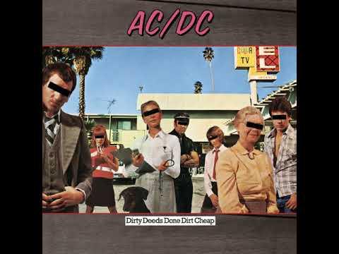 AC/DC - Ride On (Backwards/Reversed)