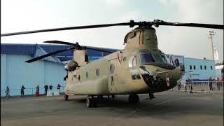 Aviones militares extranjeros en México