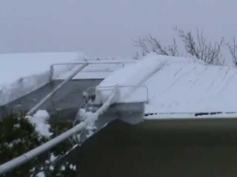Minnsnowta Roof Razor 174 The Titan Vs The Dynamo Youtube