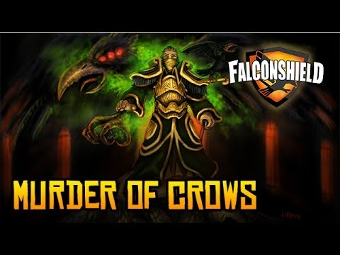 Falconshield - Murder Of Crows (League of Legends - Swain) + contest winners reveal!