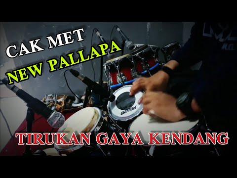 TERBARU || CAK MAD TES KENDANG BARU !!! MIRIP SUARA KENDANG CAK MET # NEW PALLAPA