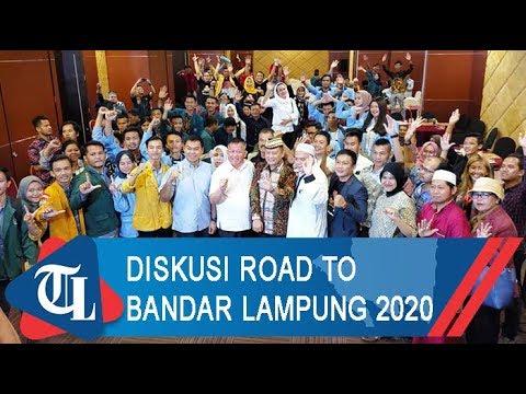 Diskusi Road To Bandar Lampung 2020 | Tribun Lampung News Video