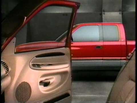 1998 Dodge Ram Quad Cab Commercial Youtube