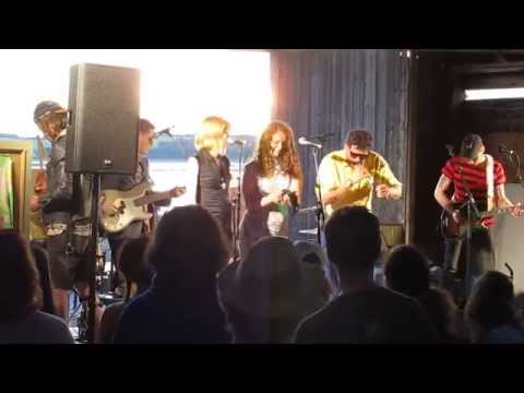 Mike Trask & The Precious Memories - Hat & Coat (Full Circle Festival, 20 June 2015)