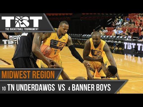 2017 TBT Midwest Region Recap - #7 Banner Boys vs #10 TN Underdawgs