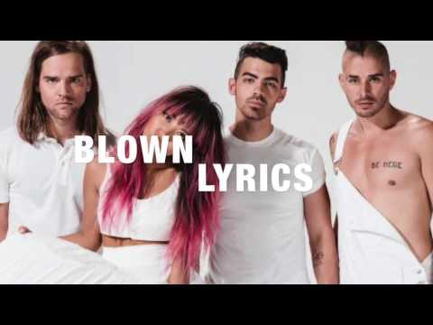 DNCE BLOWN LYRICS