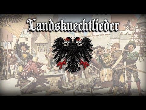 Landsknechtlieder [compilation]