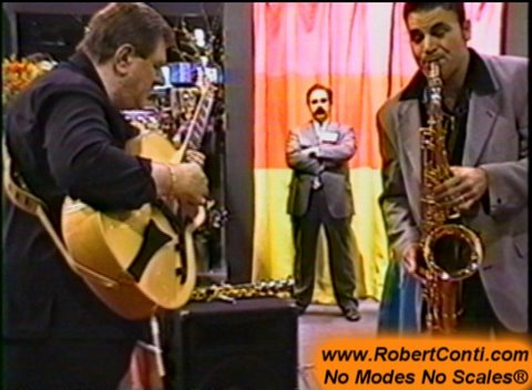 2003 - Sophisticated Swing with Rocco