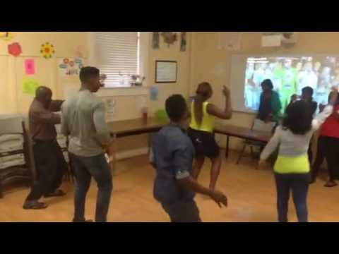 Congolese Dance Fally .MHD (Clip Official)