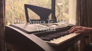 Me Soltaste - Jesse y Joy (Piano Cover)