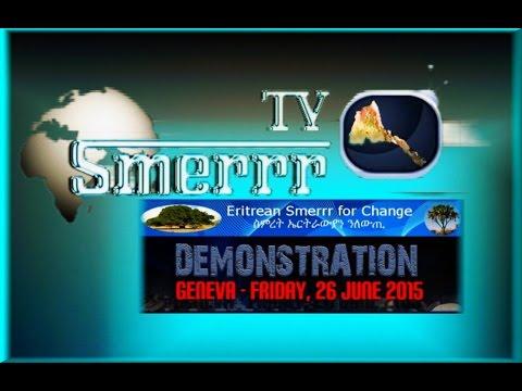 DEMONSTRATION GENEVA-FRIDAY,26 JUNE 2015