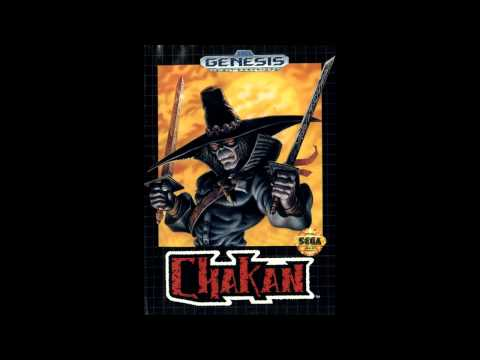 Chakan: The Forever Man (GEN/MD) -  Four Portals