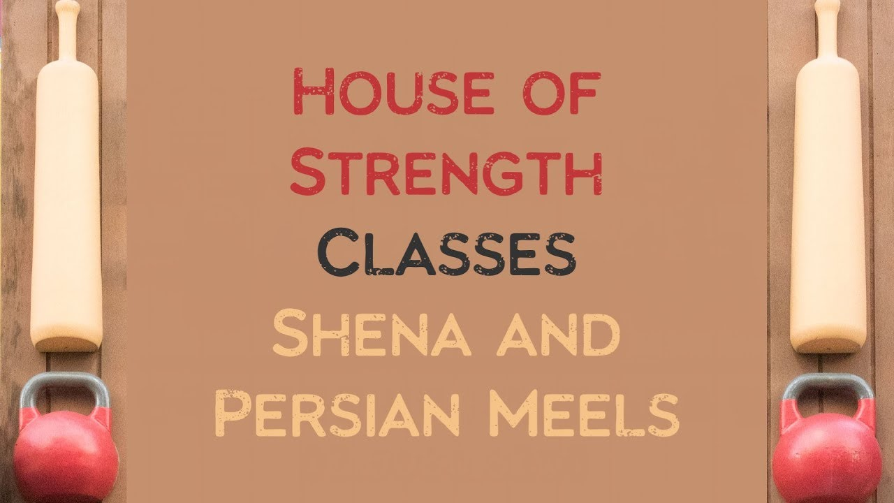 INDIAN CLUBS | House of Strength Classes