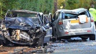 Подборка самых страшных аварий (Part 3) NEW! 2013 - Scariest Car Accidents (Part 3) 2013 NEW!