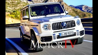 ALL NEW 2019 MERCEDES-AMG G63 V8 BITURBO l DRIVING SCENES l EXTERIOR & INTERIOR DESIGN