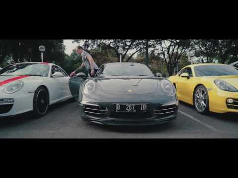 2017 Porsche Panamera Private Launching with Porsche Club Indonesia