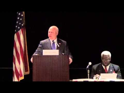 Mayor Landrieu addresses the 5th Circuit U.S. Court of Appeals Judicial Conference