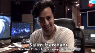 Bollywood Ragas Android app: Salim Merchant (Philtre Labs)
