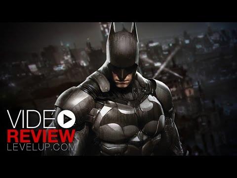 VIDEO REVIEW: Batman: Arkham Knight