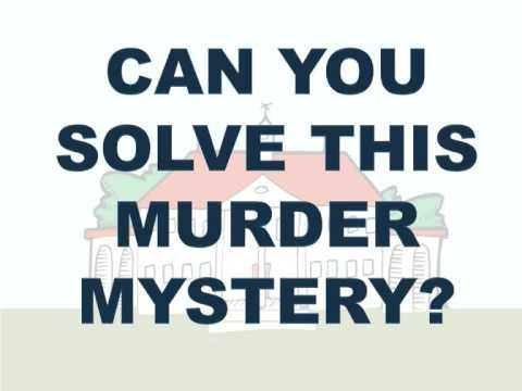 The Murder Mystery Game - YouTube