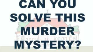 The Murder Mystery Game
