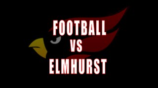 North Central College Football vs. Elmhurst // 11.14.15