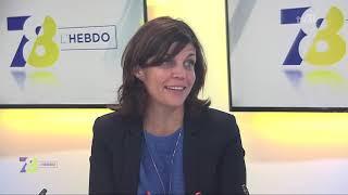 Yvelines | 7/8 Le Journal (extrait) – Marion Cinalli, dir. départementale de l'ARS Ile de France