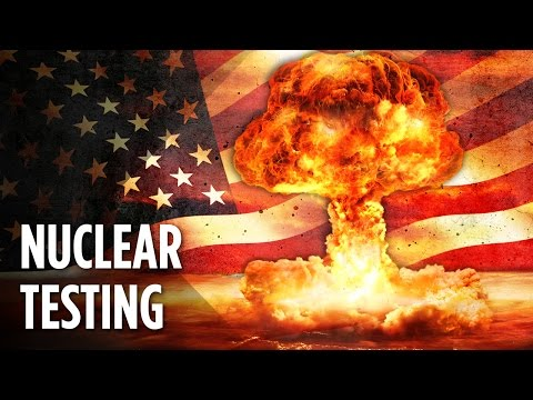 Where Has The U.S. Tested Nuclear Weapons?
