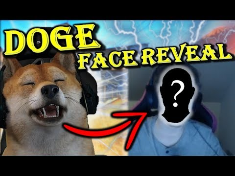 WHEN DOGE PLAYS CSGO! ACCIDENTAL FACE REVEAL (Best DOGE/ TheOneManny  Moments, Fails & Funny Moments)