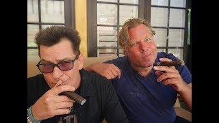 BEST CHARLIE SHEEN INTERVIEW EVER!