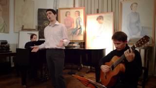 Por una cabeza - performance by David del Barrio, Tomas Basavilbaso & Levente Vig