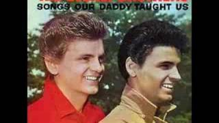 Watch Everly Brothers Down In The Willow Garden video