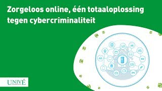 Zorgeloos online met Univé: F-Secure SENSE