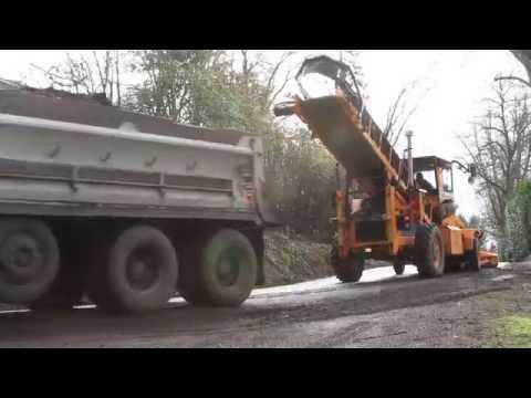 It's More Than Just Paving Roads: Shoulder Repair