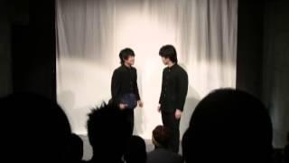 2013/8/9-11@新宿ゴールデン街劇場 コントユニットT@kuma コント...