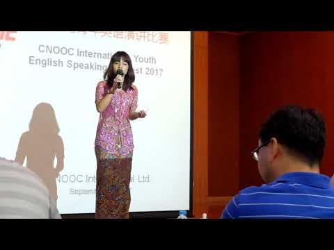 CNOOC International English Speech Competition 2017